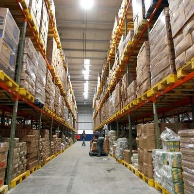 12x6 Warehouse self storage unit