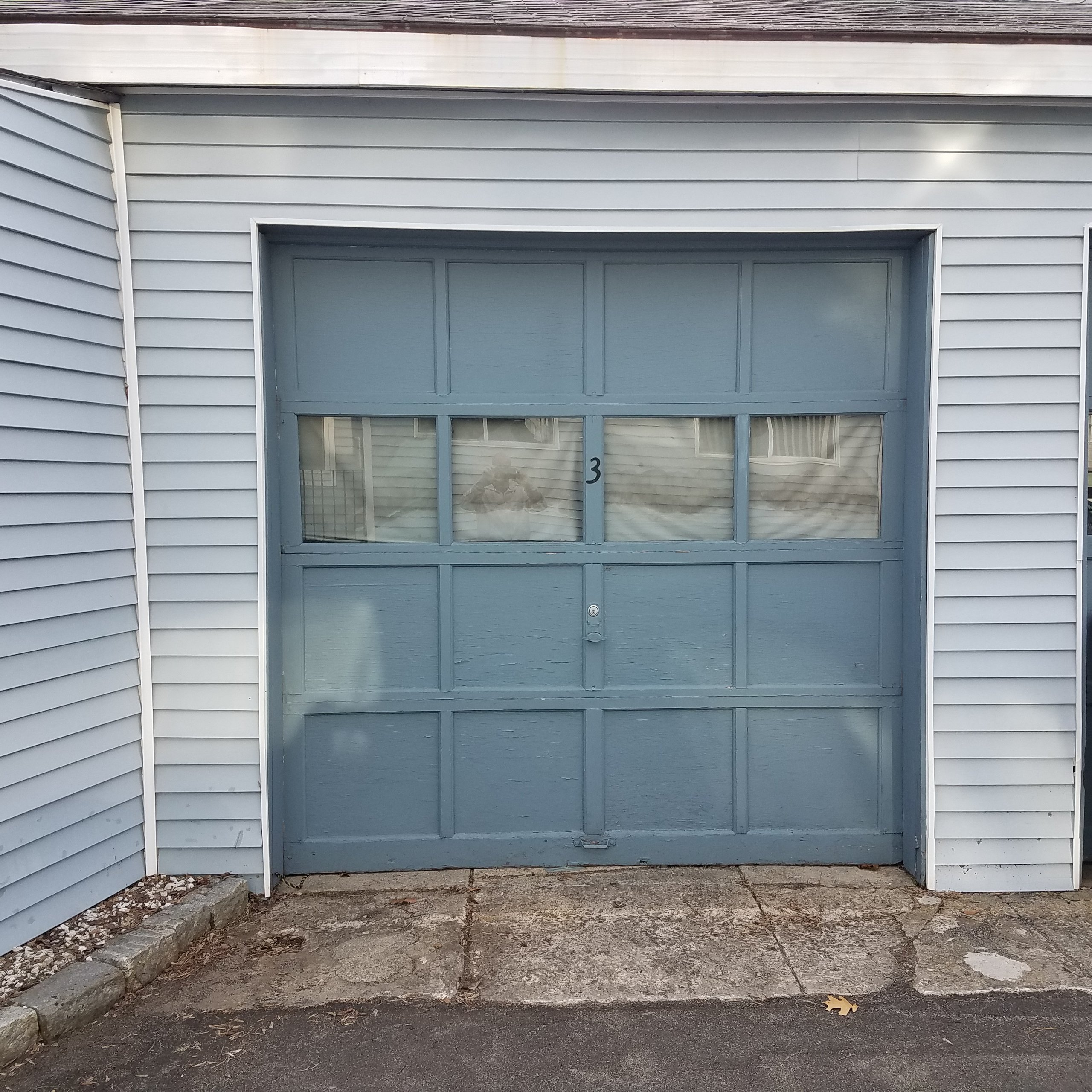 17x9 Garage self storage unit