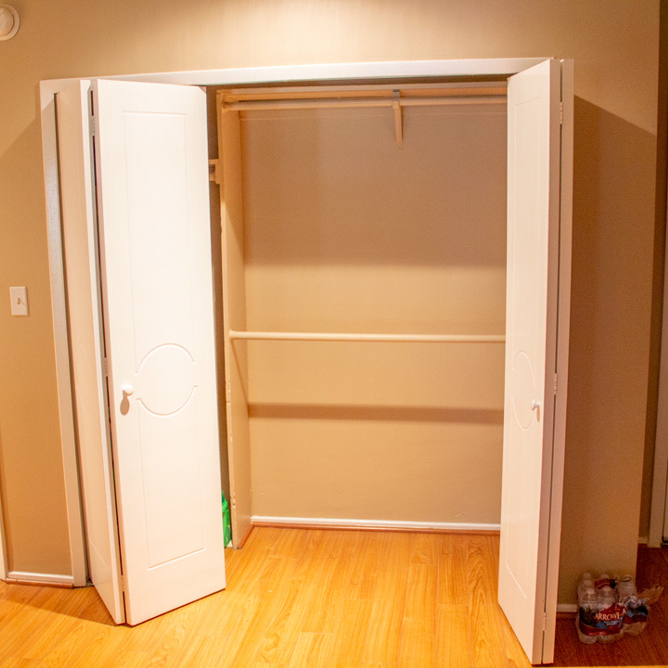10x5 Closet self storage unit