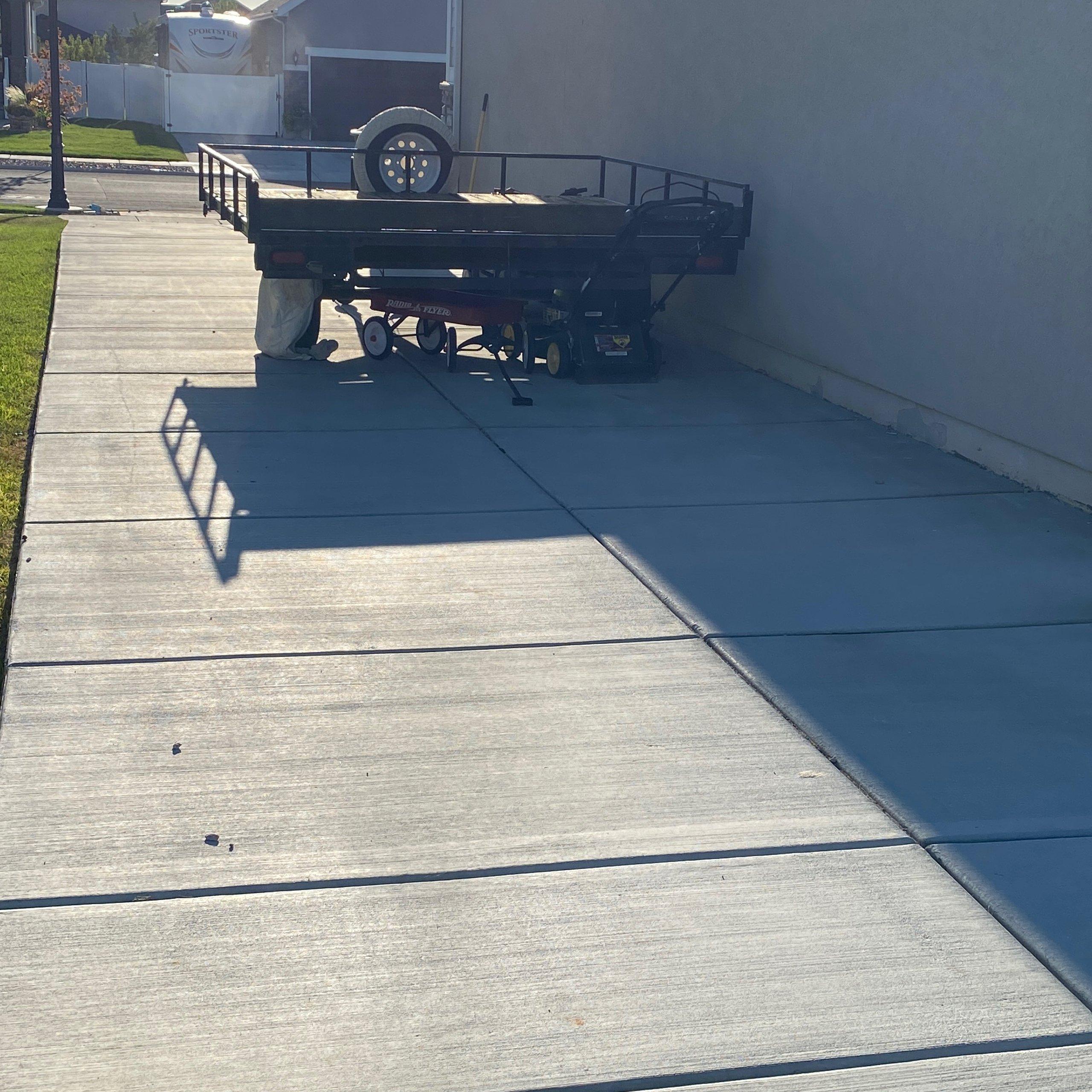 50x12 Driveway self storage unit