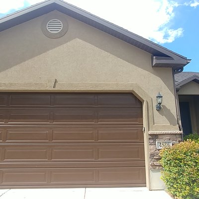4x8 Garage self storage unit