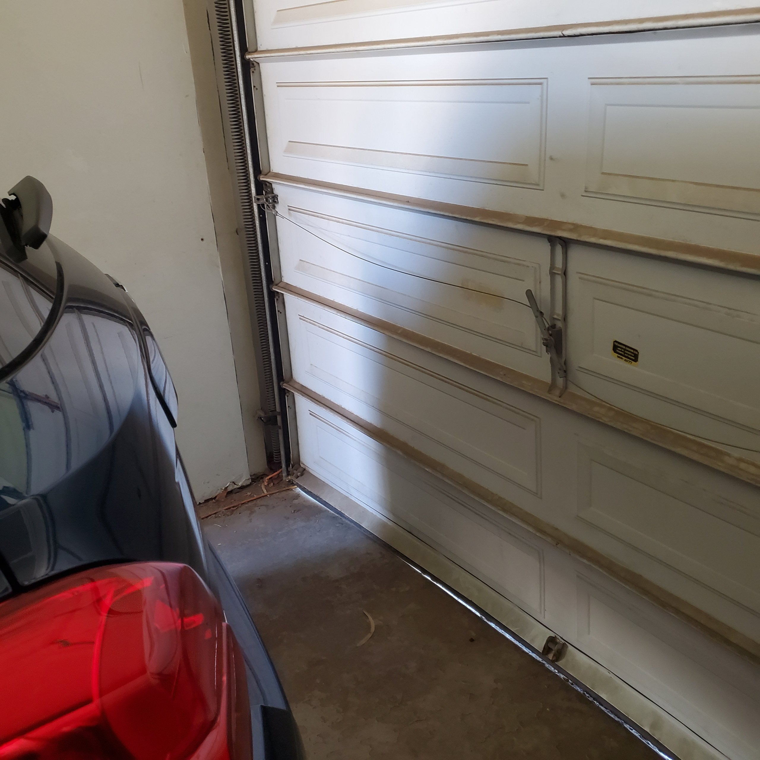 1x1 Garage self storage unit