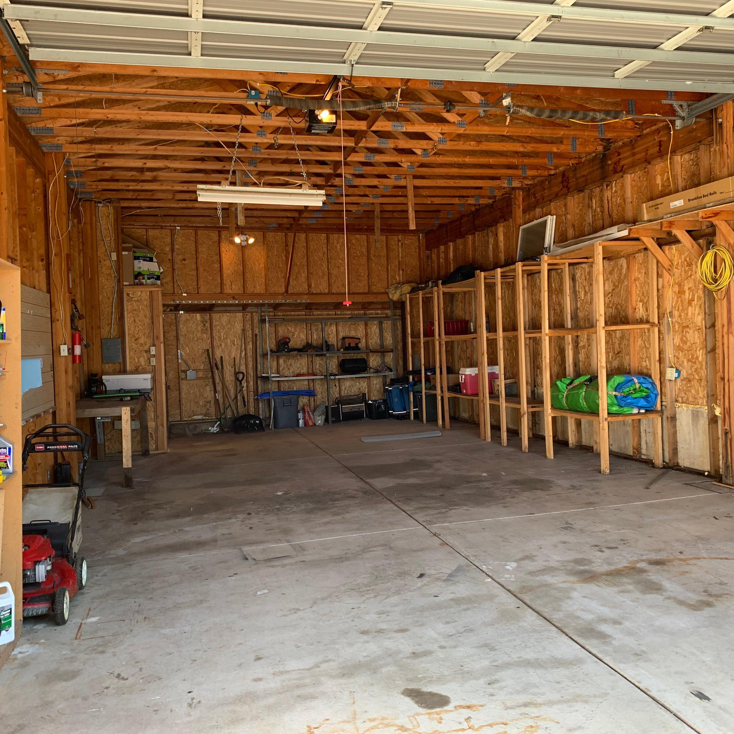 40x20 Warehouse self storage unit