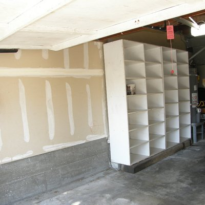 16x8 Garage self storage unit