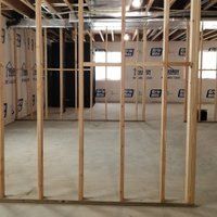 16x11 Basement self storage unit
