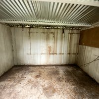 7x10 Shed self storage unit