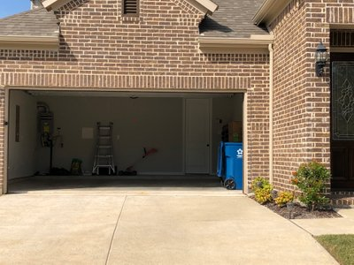 31x7 Garage self storage unit