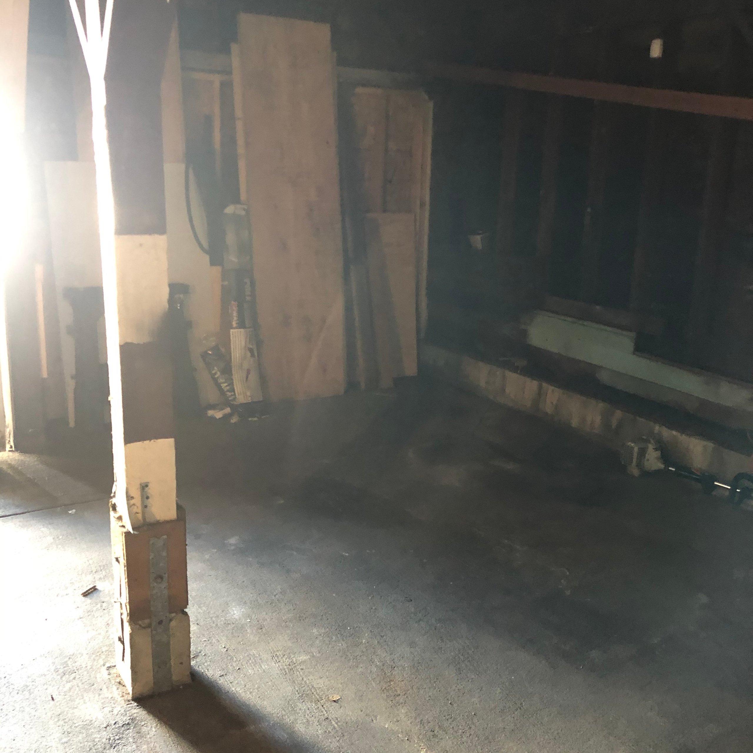30x20 Driveway self storage unit