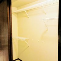10x4 Closet self storage unit