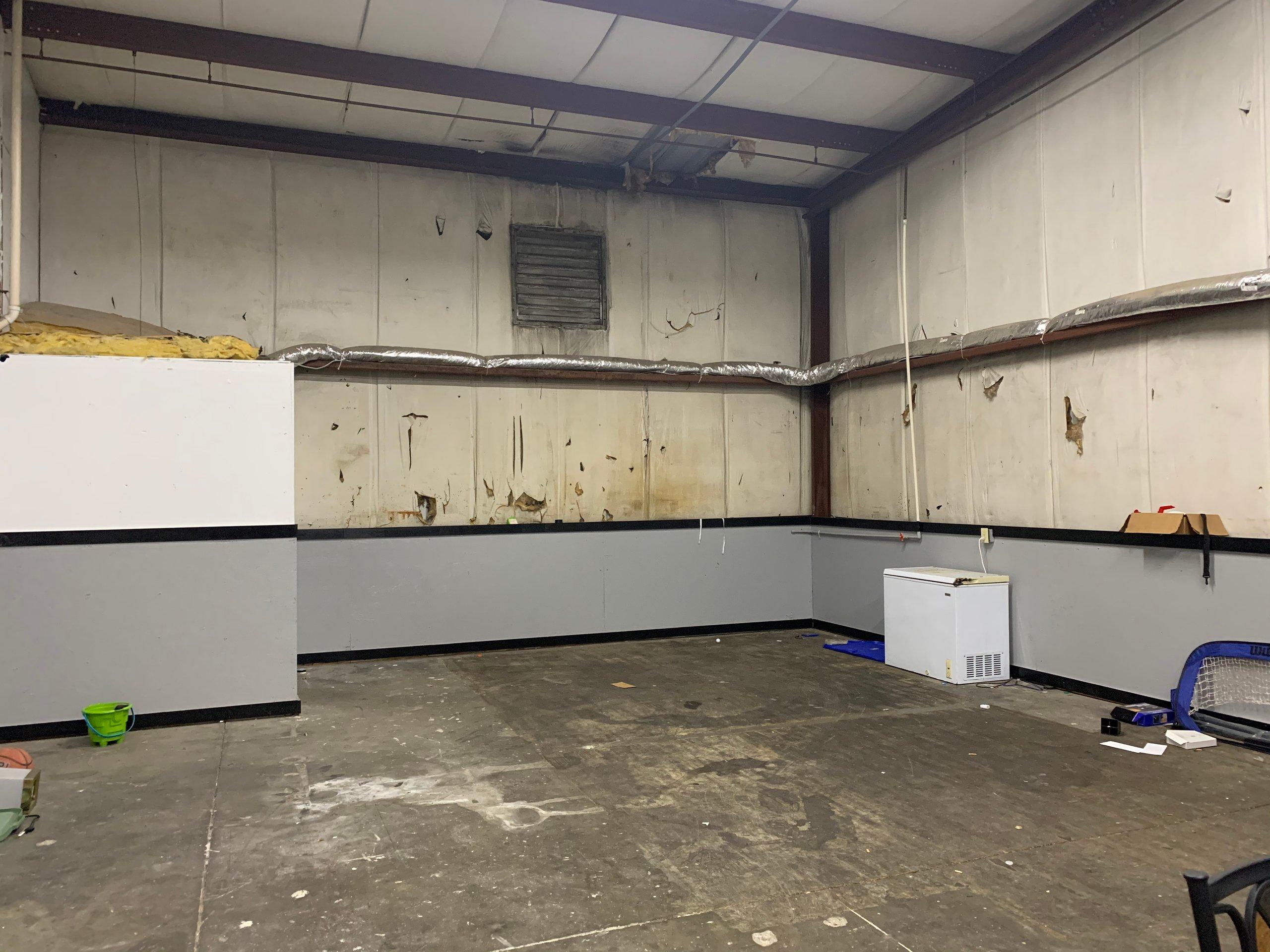 70x40 Warehouse self storage unit