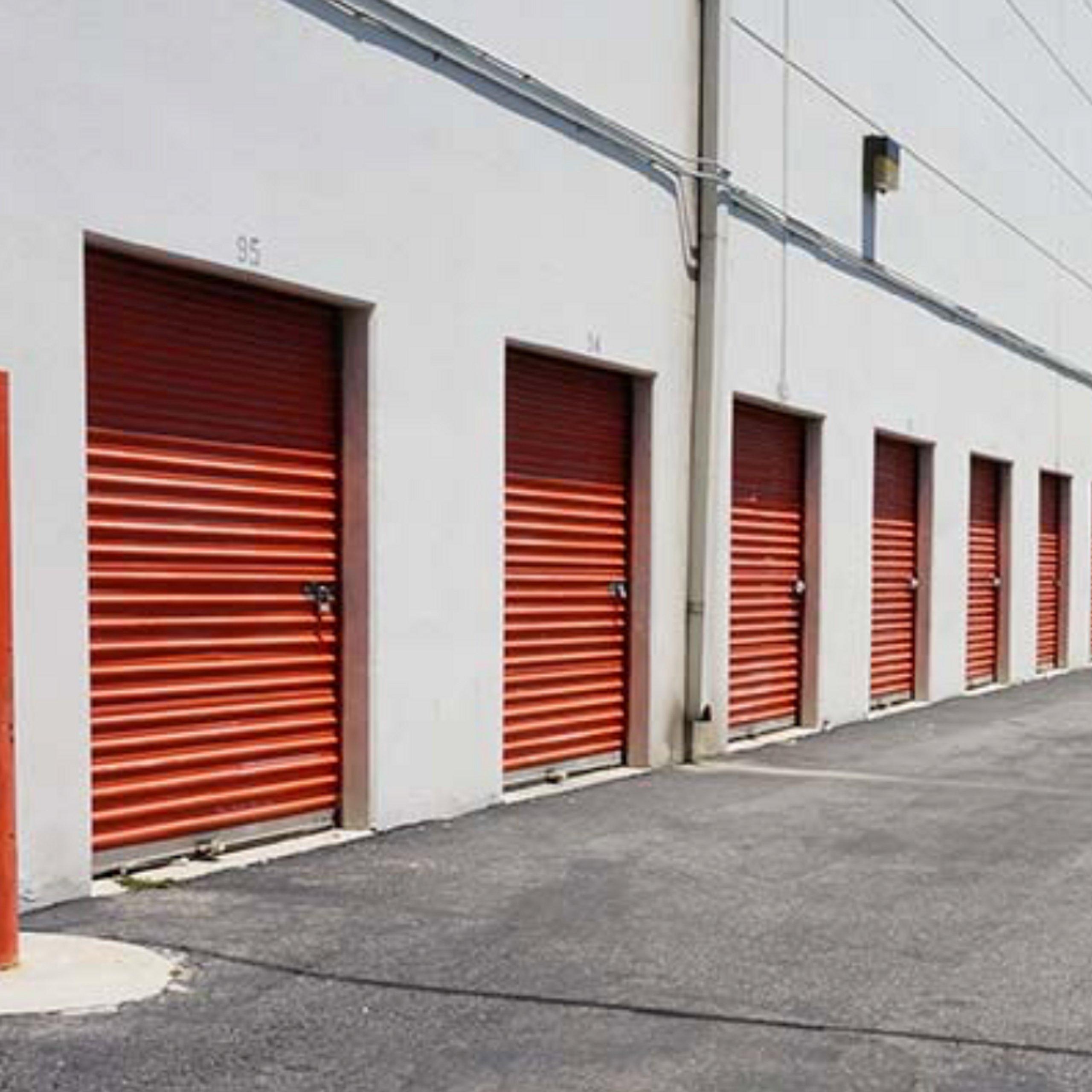 7x10 Self Storage Unit self storage unit