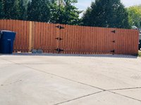 12x31 Unpaved Lot self storage unit
