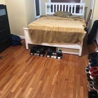 15x10 Bedroom self storage unit