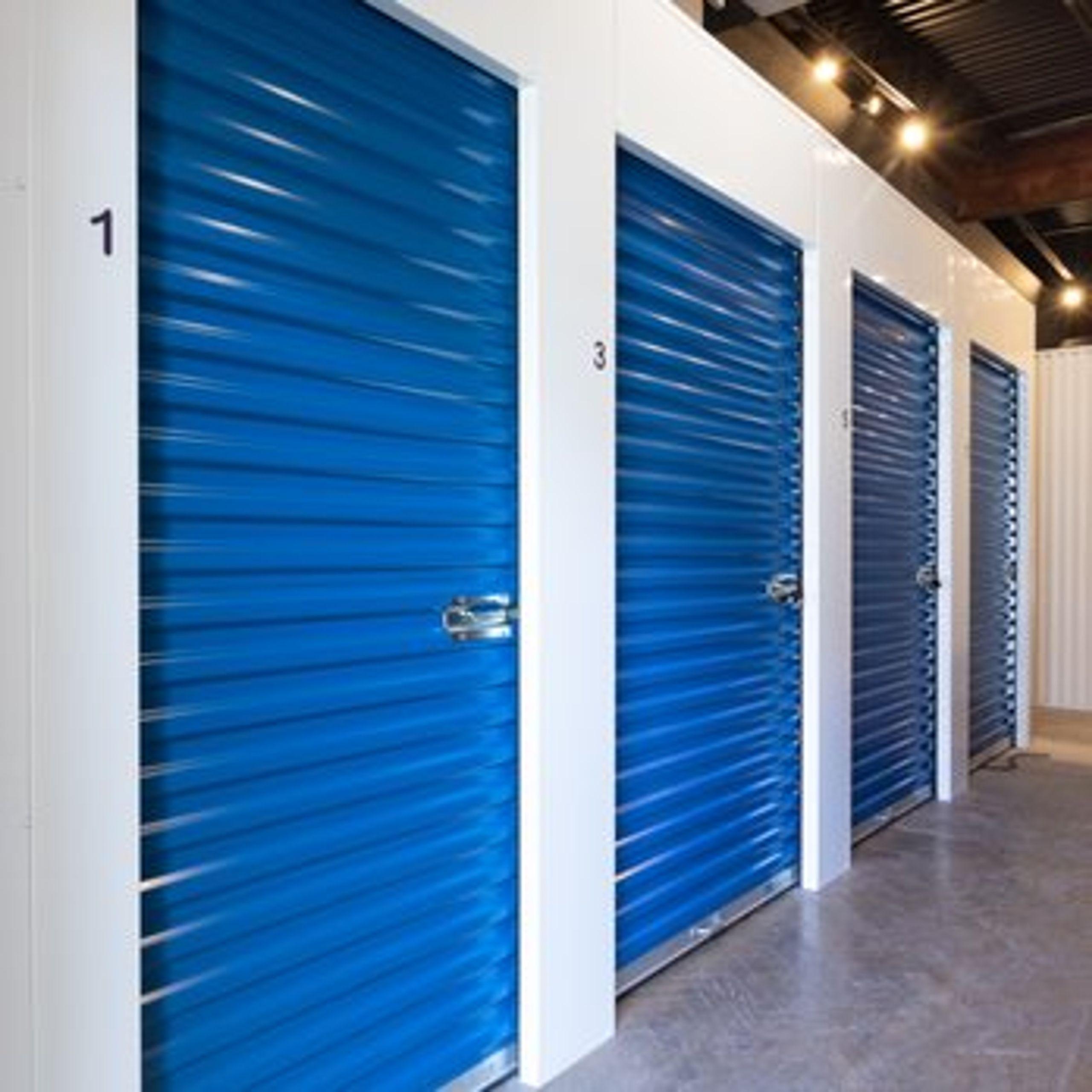 7x8 Self Storage Unit self storage unit