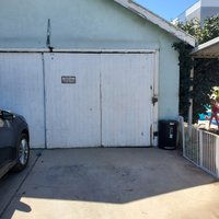8x17 Garage self storage unit
