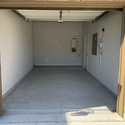 21x11 Garage self storage unit