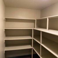 12x6 Closet self storage unit