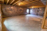 26x16 Basement self storage unit