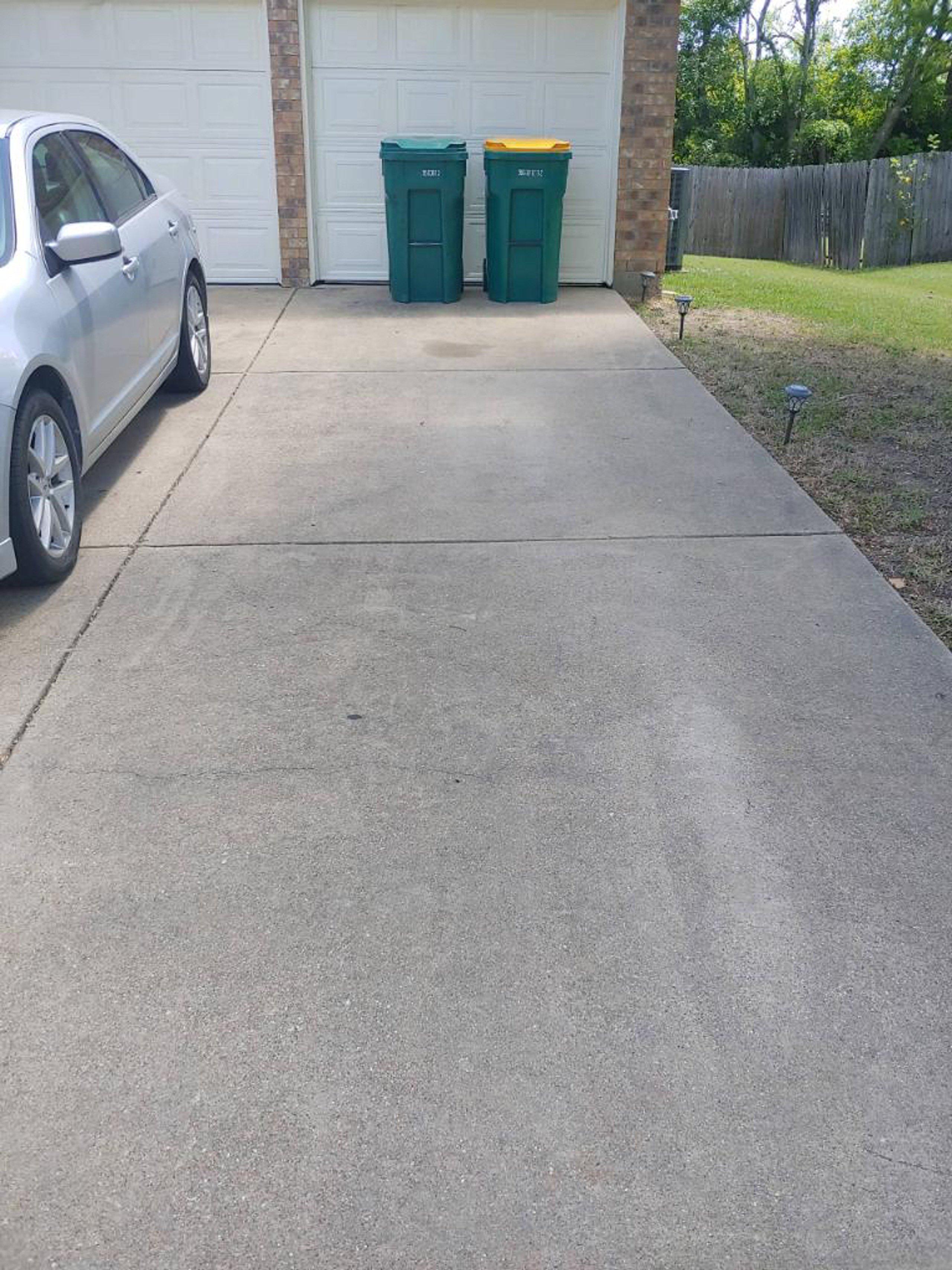 15x8 Driveway self storage unit
