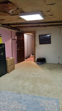 20x13 Basement self storage unit