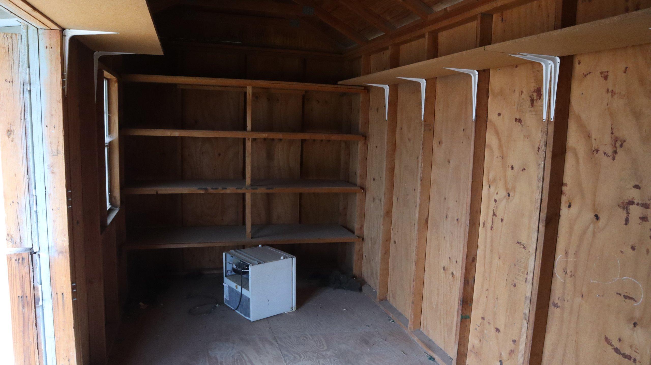 15x5 Shed self storage unit