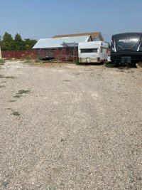 15x20 Unpaved Lot self storage unit