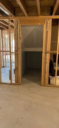 14x17 Basement self storage unit