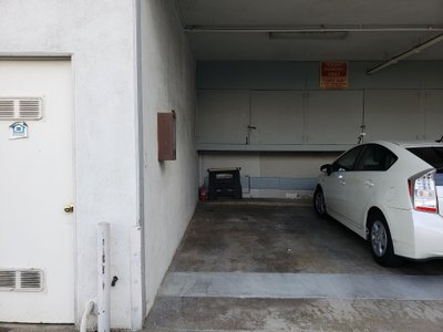 17x9 Carport self storage unit