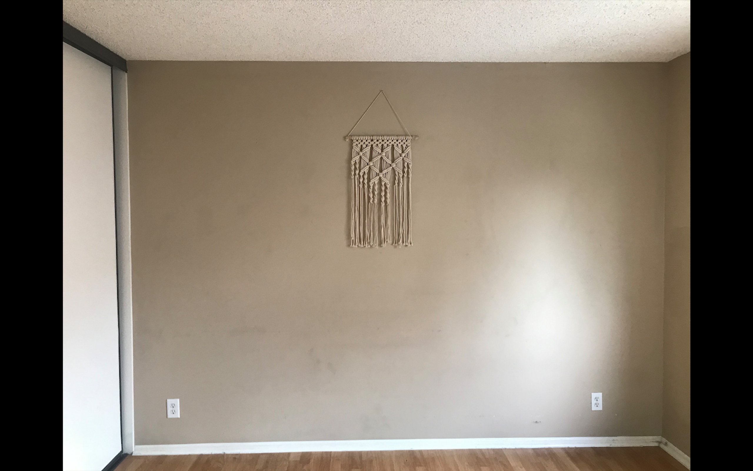 14x13 Bedroom self storage unit