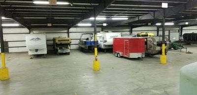 45x10 Warehouse self storage unit