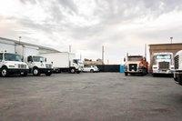 30x14 Parking Lot self storage unit
