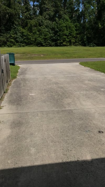 36x15 Driveway self storage unit