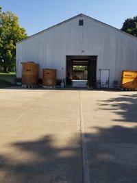 58x48 Warehouse self storage unit