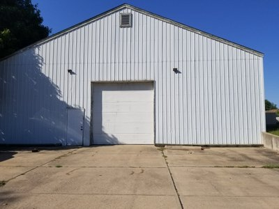 58x48 Warehouse self storage unit