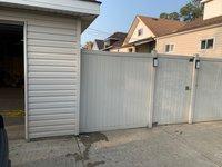 24x30 Garage self storage unit