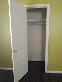 11x12 Bedroom self storage unit