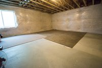 19x20 Basement self storage unit