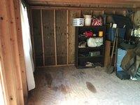 6x7 Shed self storage unit