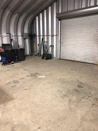 15x40 Warehouse self storage unit