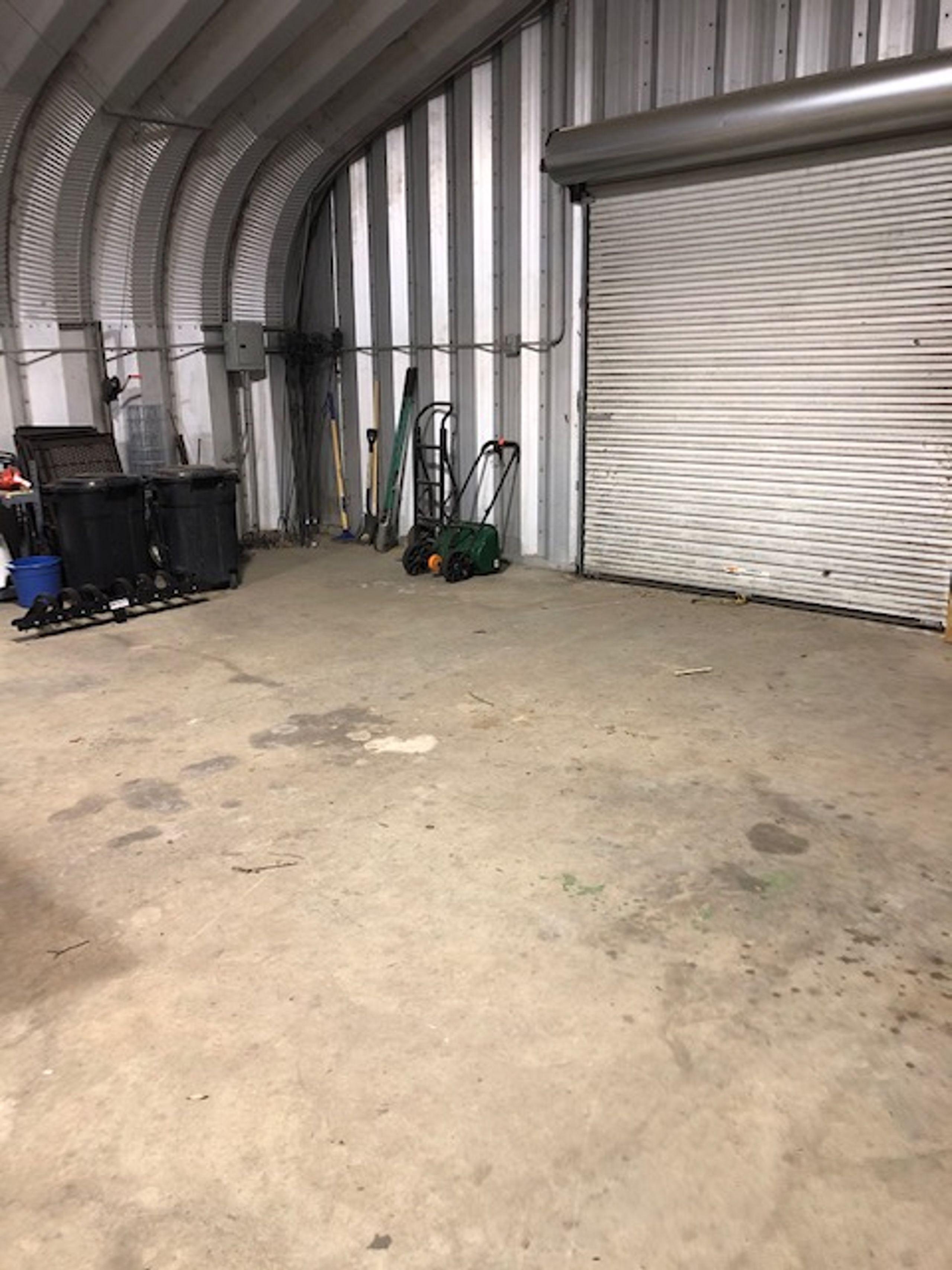 15x20 Warehouse self storage unit