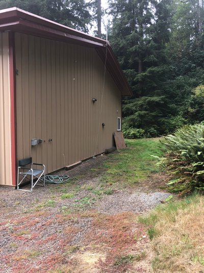60x10 Unpaved Lot self storage unit