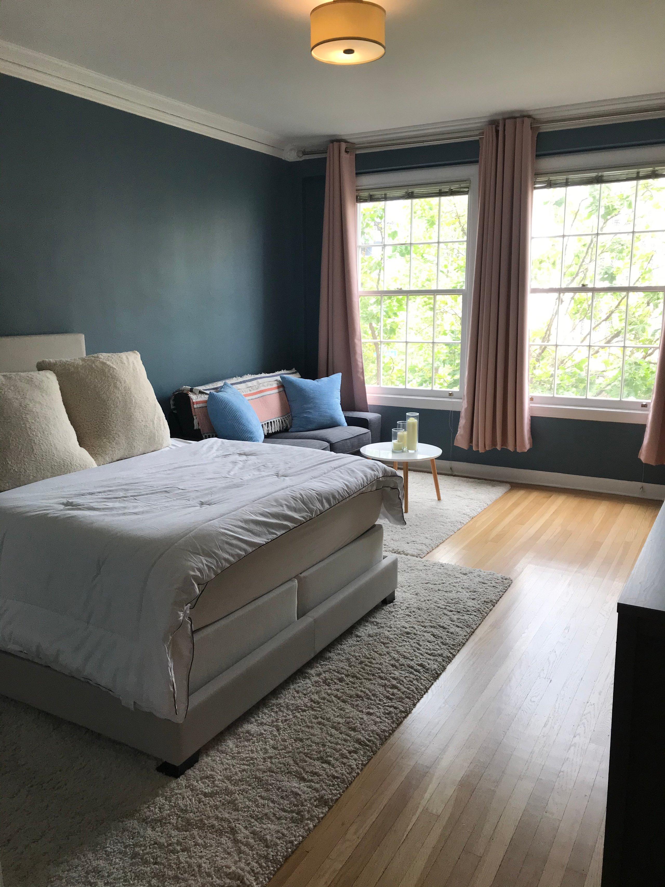16x12 Bedroom self storage unit