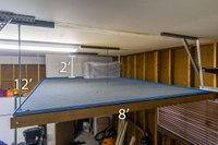 12x8 Garage self storage unit