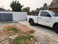 10x9 Driveway self storage unit