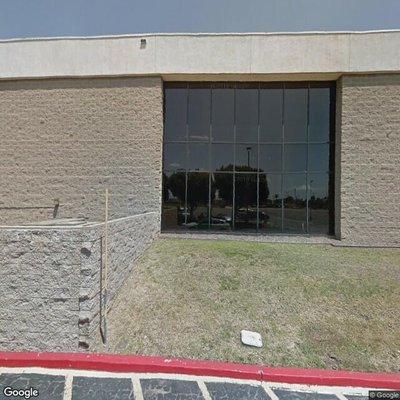 160x240 Warehouse self storage unit
