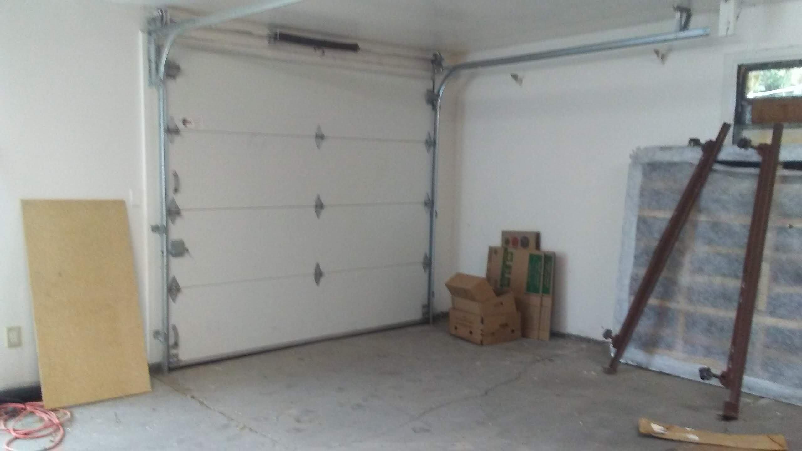 18x18 Garage self storage unit