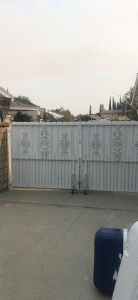 55x10 Driveway self storage unit