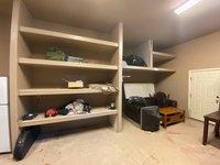 12x7 Garage self storage unit