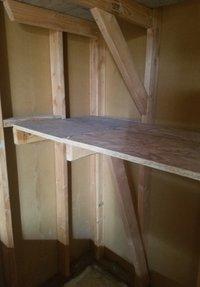 10x14 Shed self storage unit