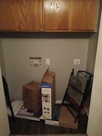 60x20 Closet self storage unit